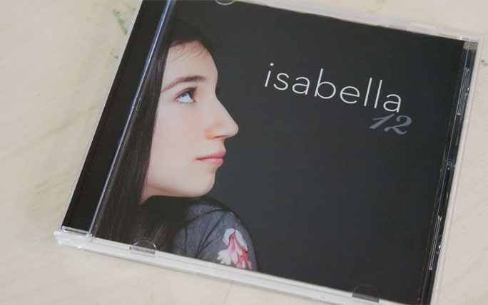 Isabella - Cover