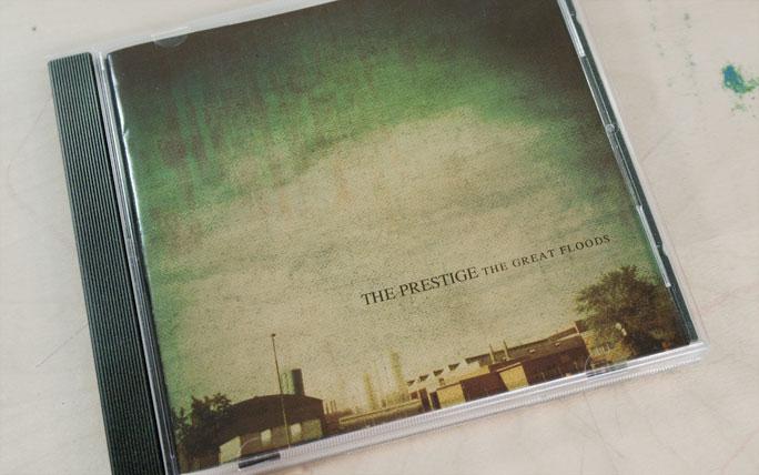 The Prestige - Cover